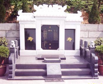 家族墓地设计效果图分享展示